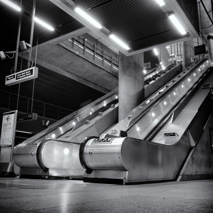 Canary Wharf Underground Station