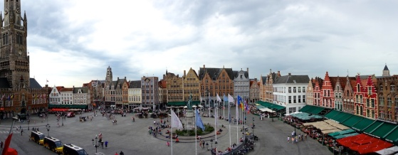The Town Square.