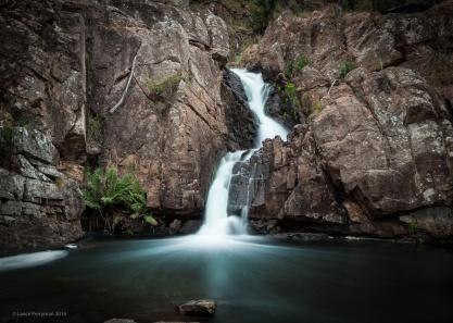 Upper McKenzie Falls