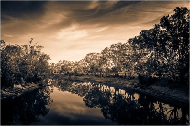Murray River, Tooleybuc