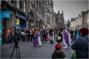 Royal Mile performance