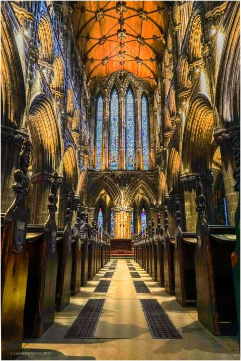 One of Scotland's most magnificent medieval buildings, Glasgow Cathedral is the only one on the Scottish mainland to survive the Reformation of 1560 intact.
